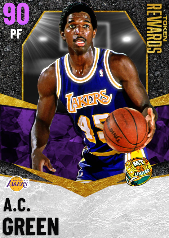90 A.C. Green | undefined