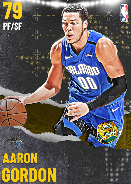79 Aaron Gordon | undefined