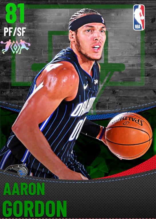 81 Aaron Gordon | Orlando Magic