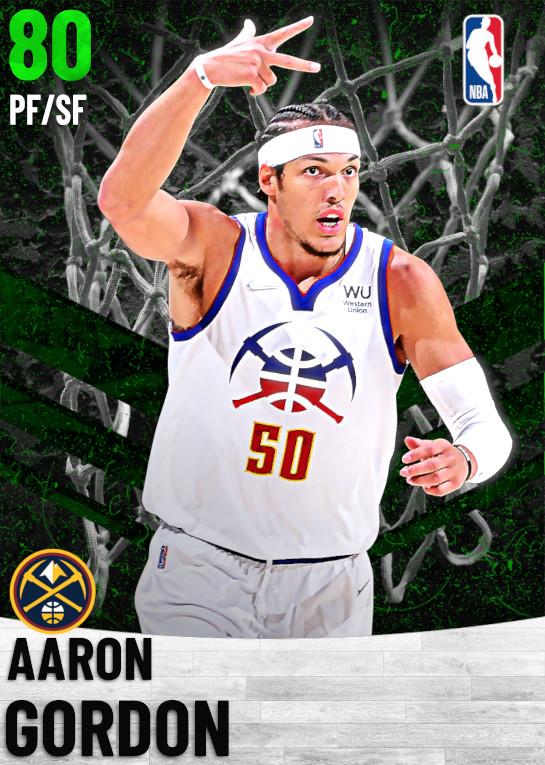 80 Aaron Gordon   Denver Nuggets