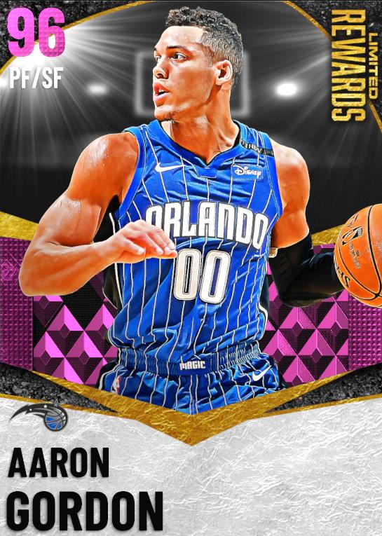 96 Aaron Gordon | undefined