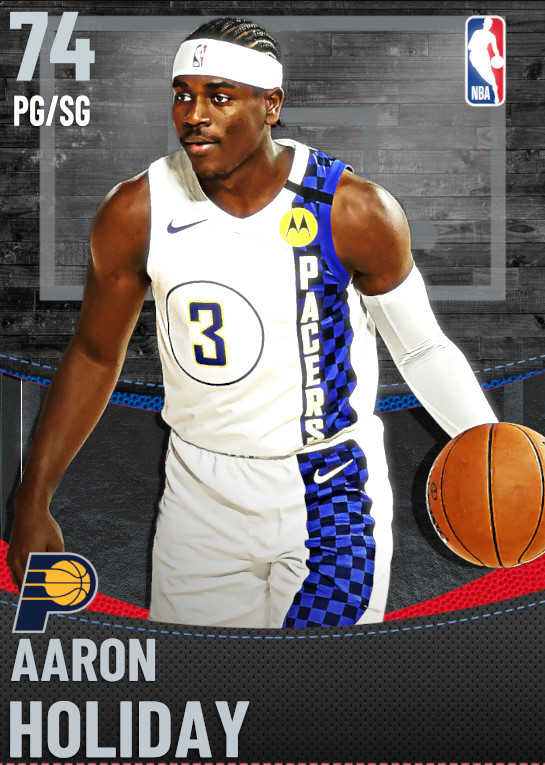 74 Aaron Holiday | Indiana Pacers