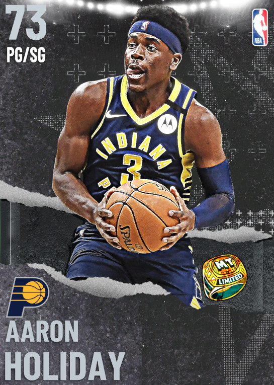 73 Aaron Holiday | undefined