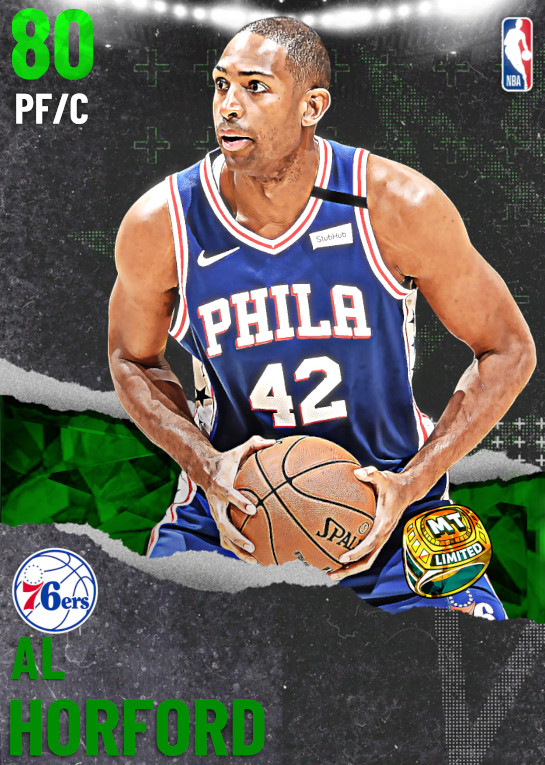 80 Al Horford | undefined