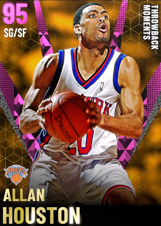 95 Allan Houston | undefined
