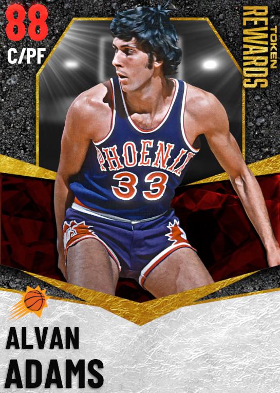 88 Alvan Adams | undefined