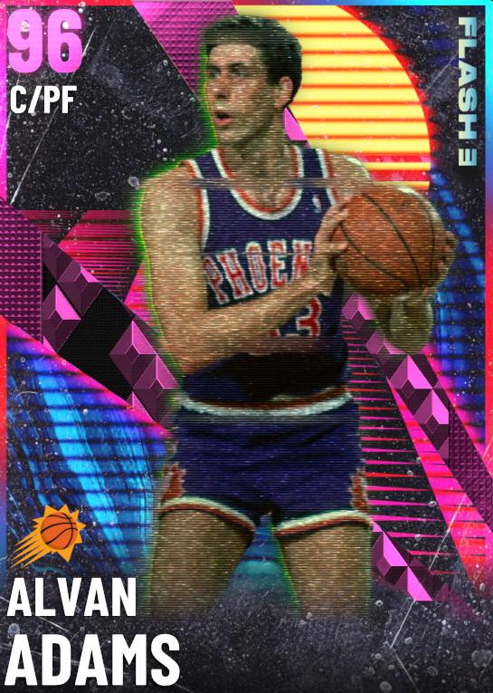 96 Alvan Adams   Flash 3