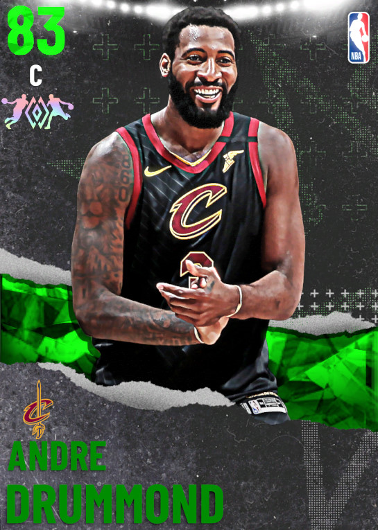 83 Andre Drummond | undefined