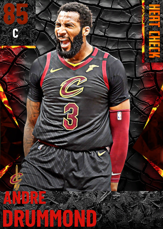 85 Andre Drummond | Cleveland Cavaliers