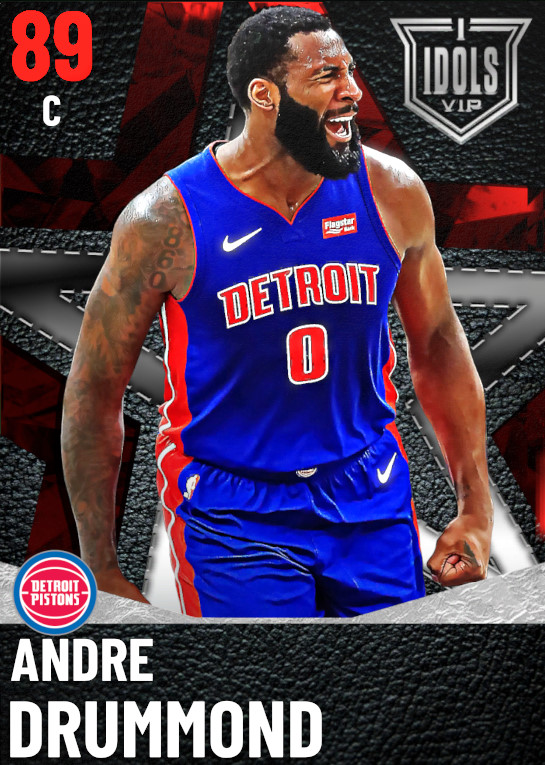 89 Andre Drummond | undefined