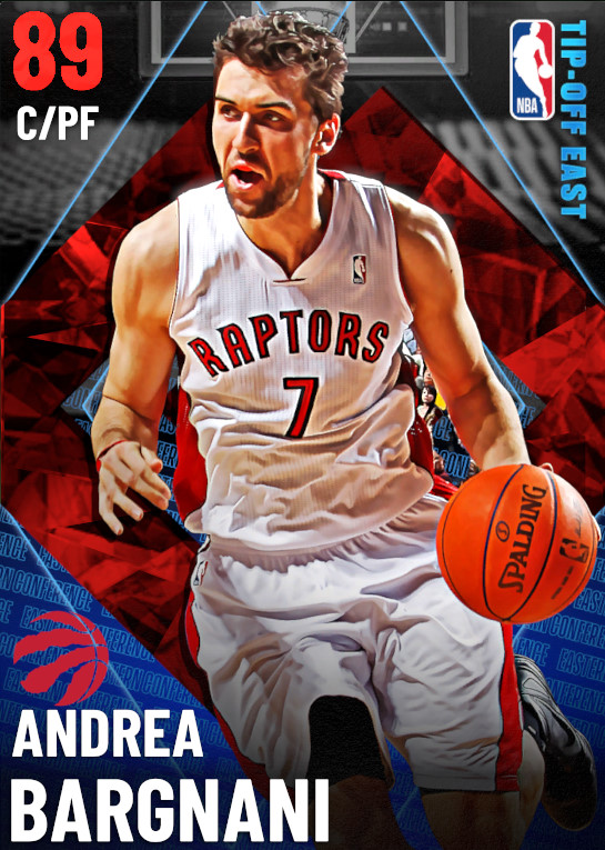 89 Andrea Bargnani | undefined