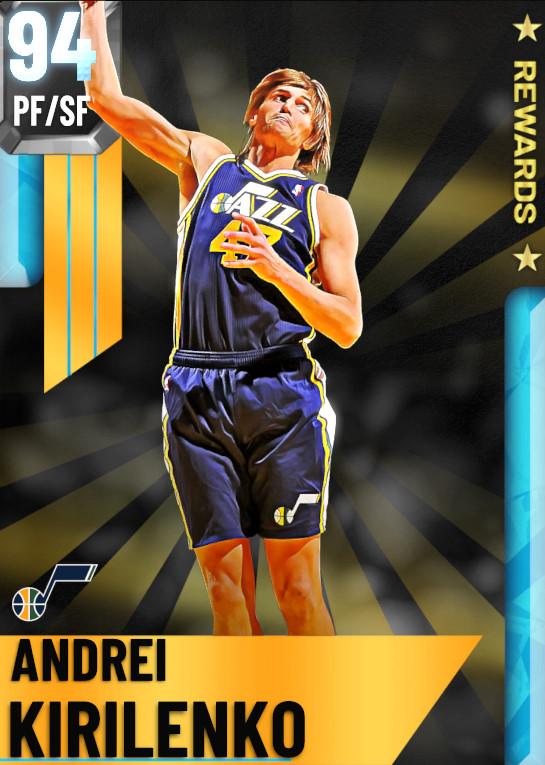 94 Andrei Kirilenko | undefined