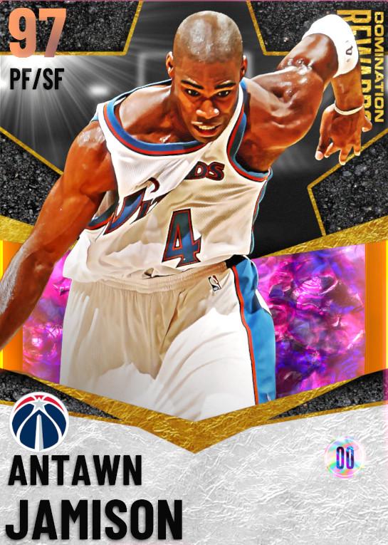 97 Antawn Jamison | Domination Rewards