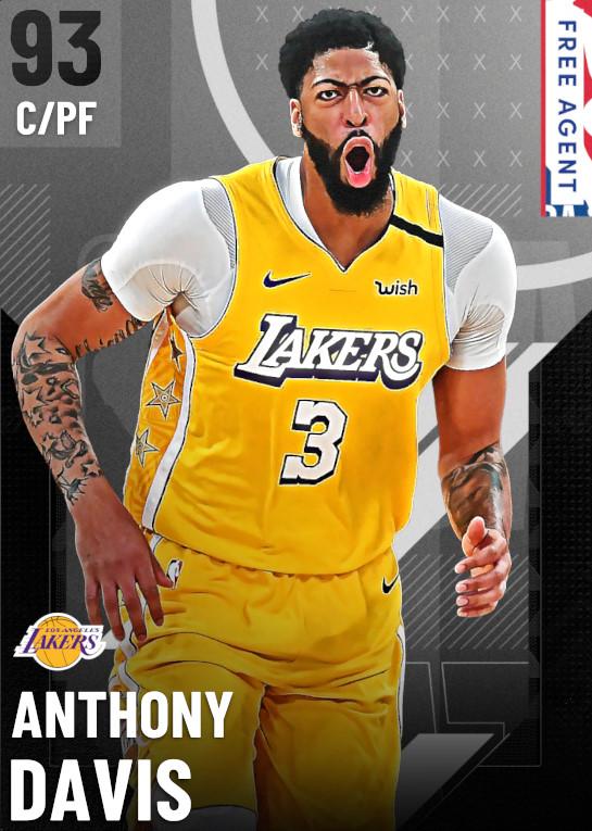 93 Anthony Davis   undefined