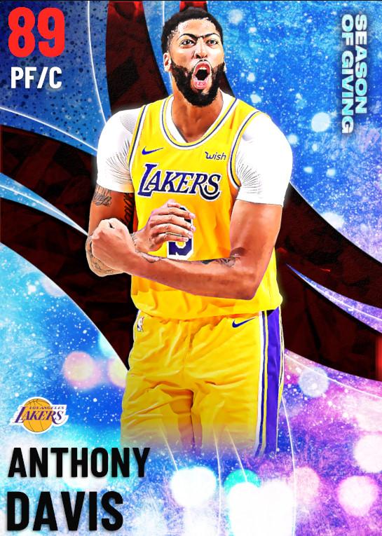 89 Anthony Davis | undefined