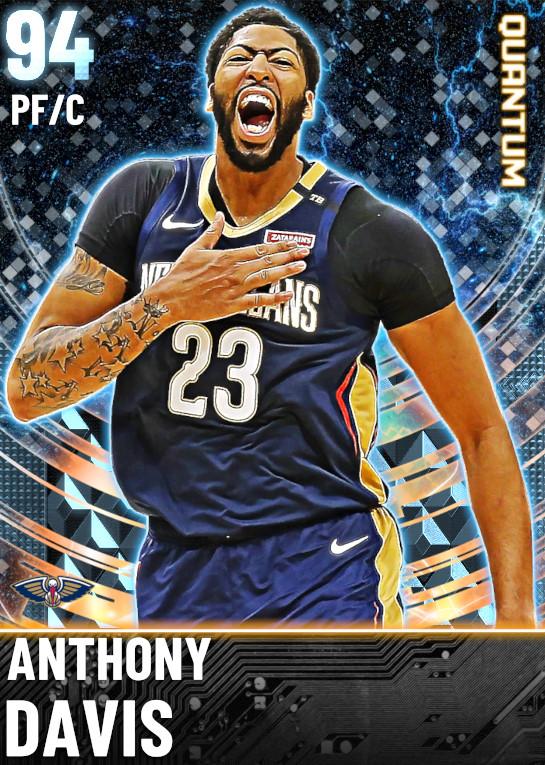 94 Anthony Davis | undefined