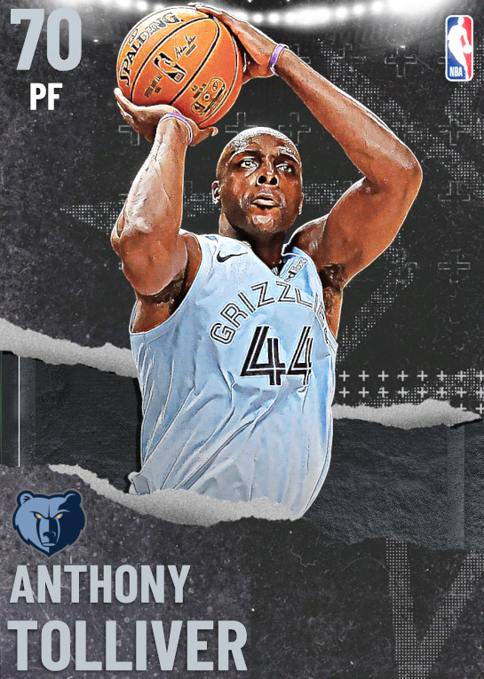 70 Anthony Tolliver   undefined
