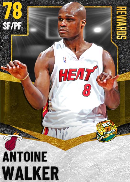 78 Antoine Walker | undefined