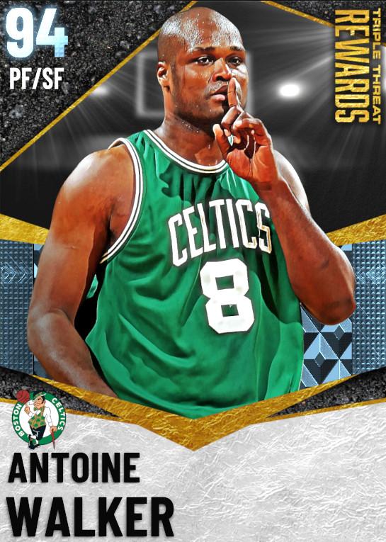 94 Antoine Walker   undefined