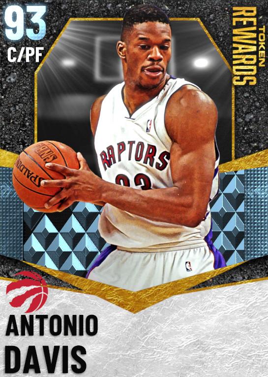 93 Antonio Davis | undefined