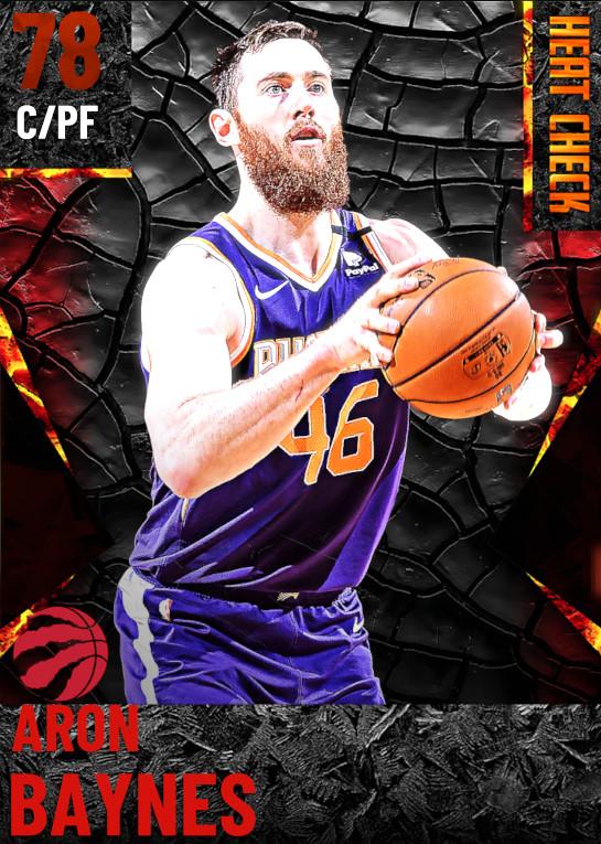 78 Aron Baynes | Toronto Raptors