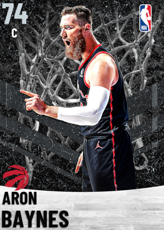 74 Aron Baynes | undefined