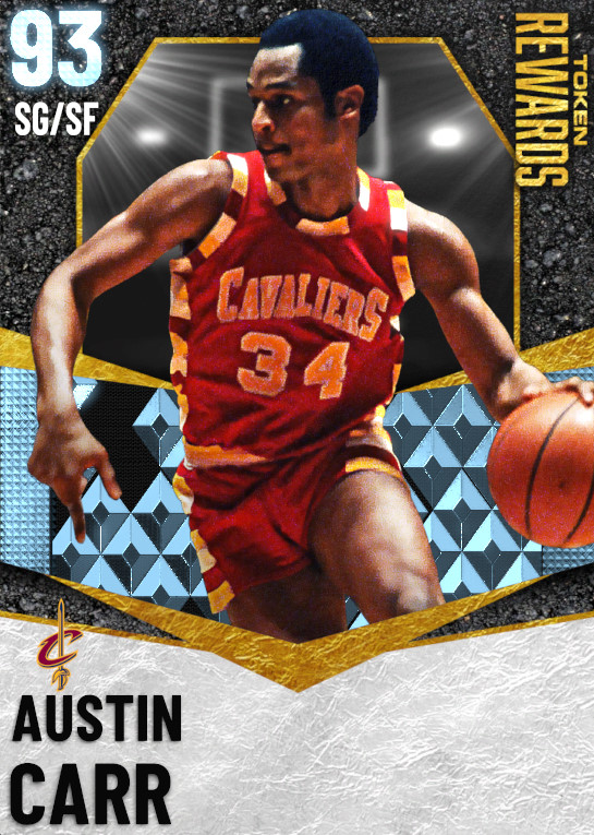 93 Austin Carr | undefined