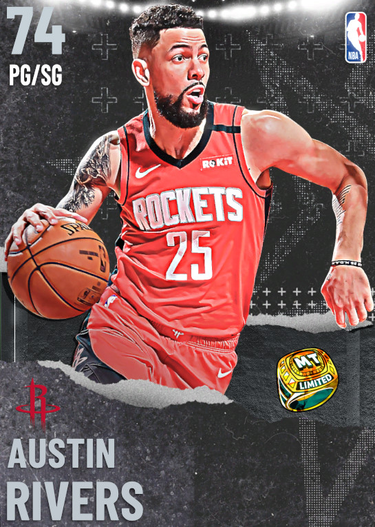 74 Austin Rivers | undefined