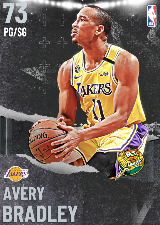 73 Avery Bradley | undefined
