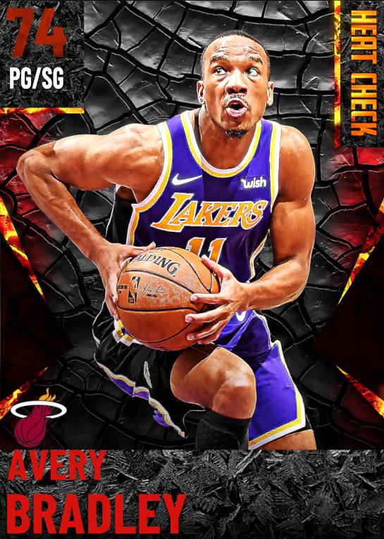 74 Avery Bradley | Miami Heat