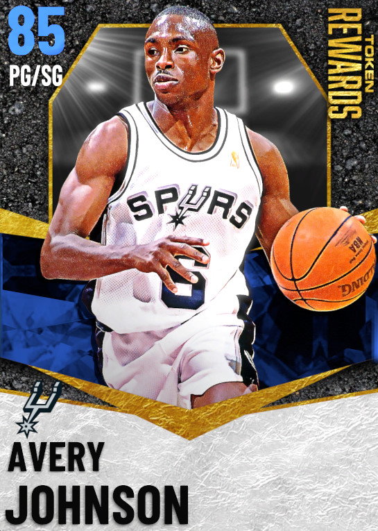 85 Avery Johnson | undefined