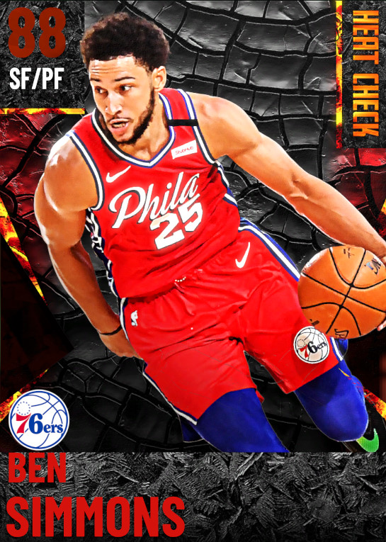 88 Ben Simmons | undefined