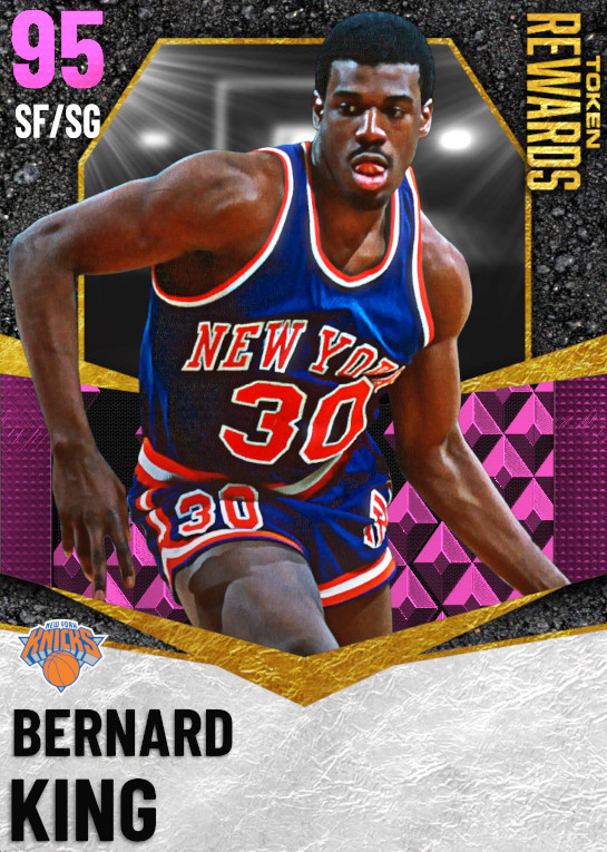 95 Bernard King | undefined