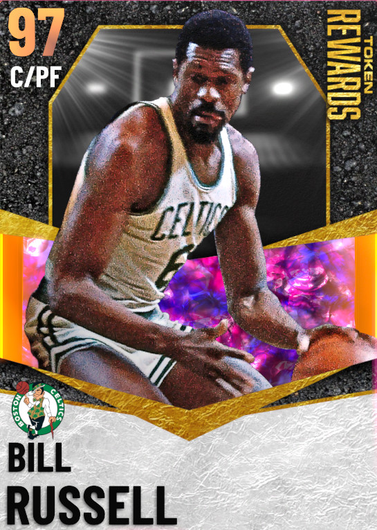 97 Bill Russell | undefined