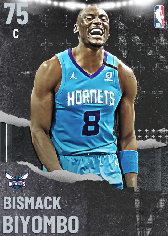 75 Bismack Biyombo | undefined