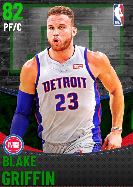 82 Blake Griffin | Detroit Pistons