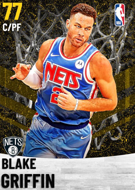77 Blake Griffin   Brooklyn Nets
