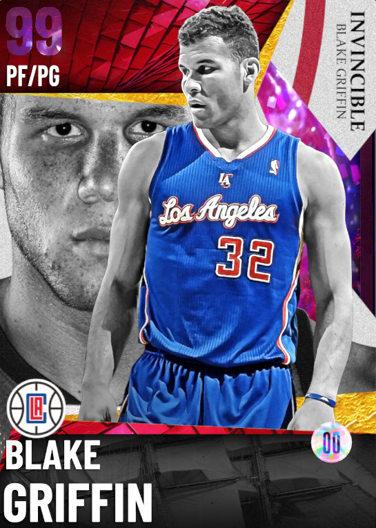 DARK MATTER Blake Griffin (99)