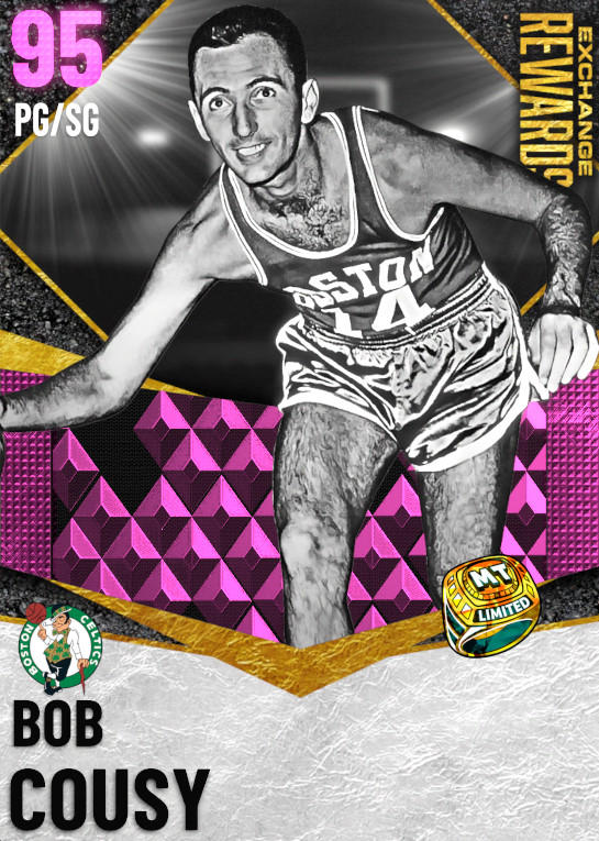95 Bob Cousy | undefined