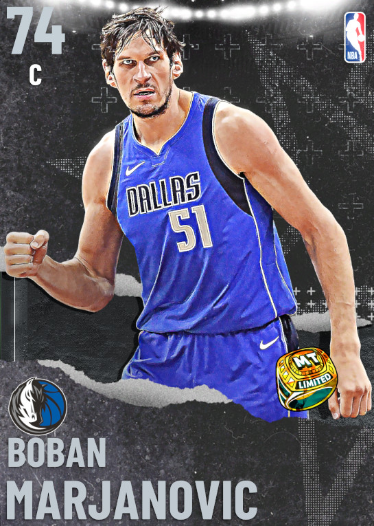 74 Boban Marjanovic | undefined