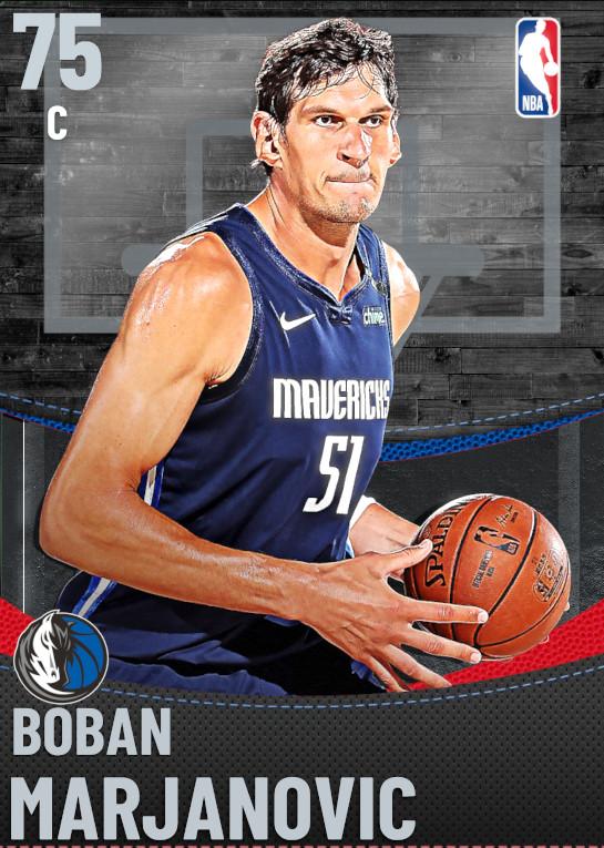 75 Boban Marjanovic | Dallas Mavericks