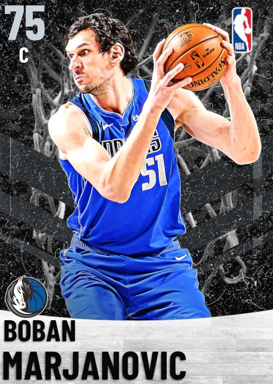 75 Boban Marjanovic   Dallas Mavericks