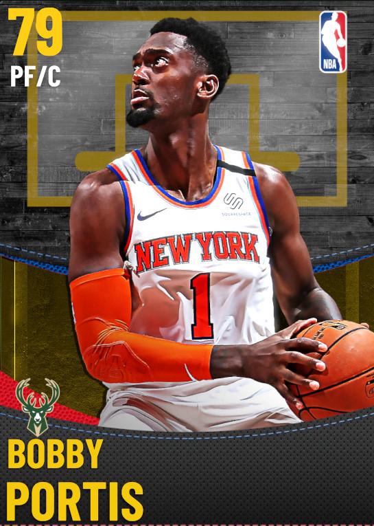 79 Bobby Portis | Milwaukee Bucks