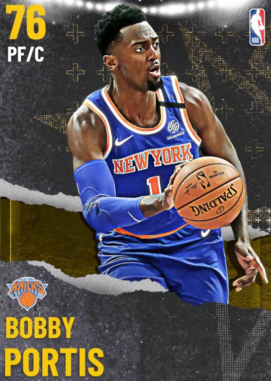 76 Bobby Portis | undefined