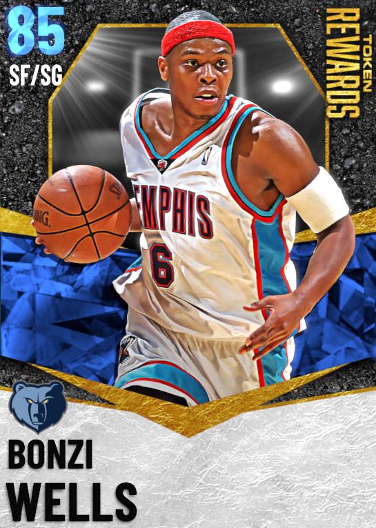 85 Bonzi Wells | undefined