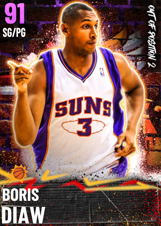 91 Boris Diaw   Out of Position 2