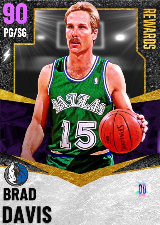 90 Brad Davis | undefined