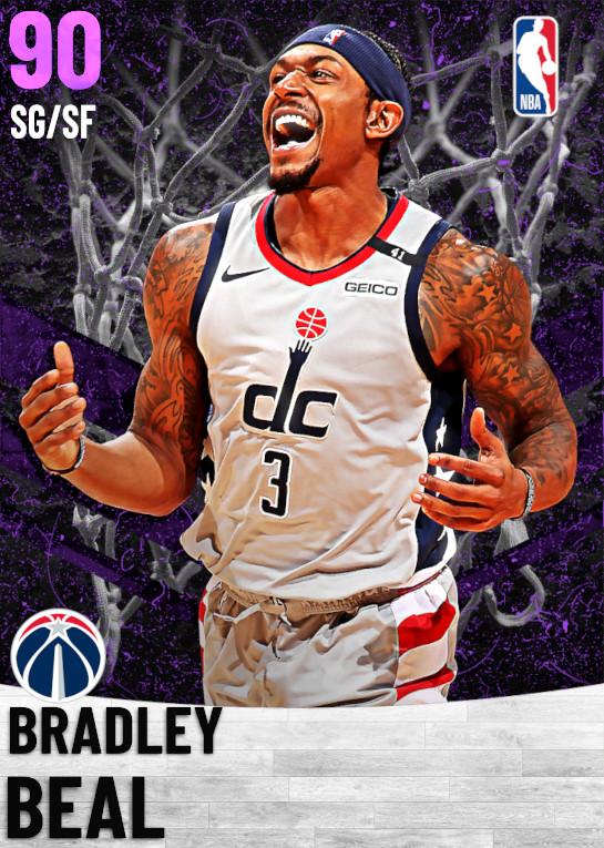 90 Bradley Beal   Washington Wizards