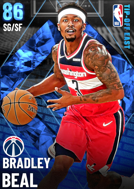 86 Bradley Beal | undefined