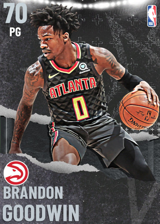 70 Brandon Goodwin | undefined